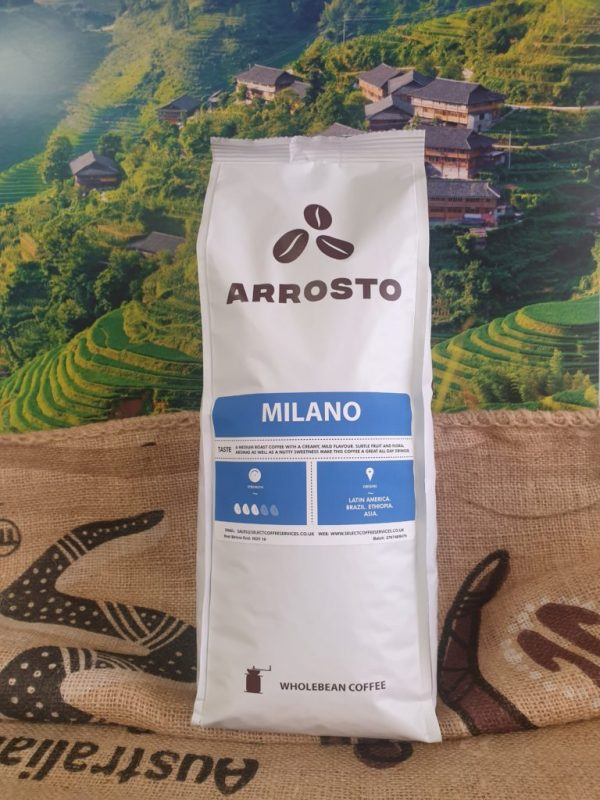 Milano Blend Whole Beans